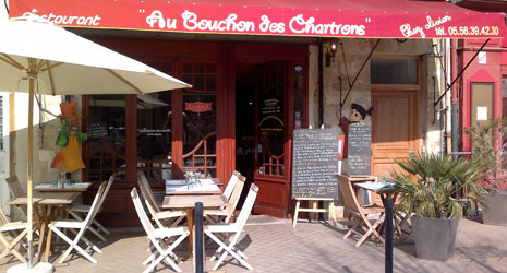 Au Bouchon des Chartrons