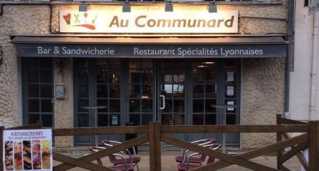 restaurant au communard poitiers r servation reduction 1 repas offert restopolitan. Black Bedroom Furniture Sets. Home Design Ideas