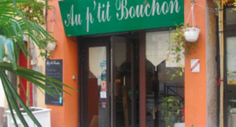 Au P&#39;tit Bouchon
