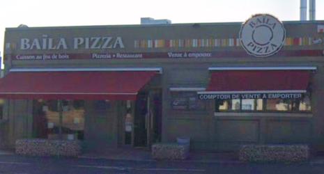 Pizzeria Buxerolles - Pages Jaunes