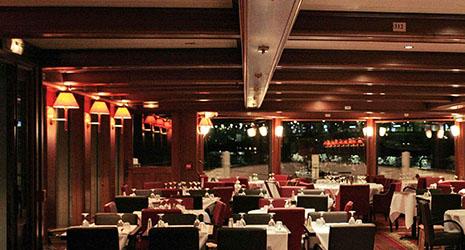 Restaurant Capitaine Fracasse Paris