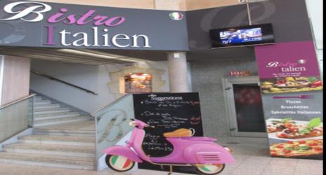 1 repas offert au restaurant bistro italien poitiers for Leclerc poitiers
