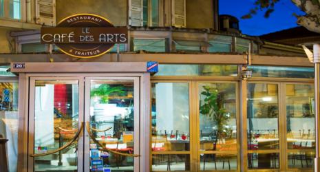 Restaurant Romans Cafe Des Arts