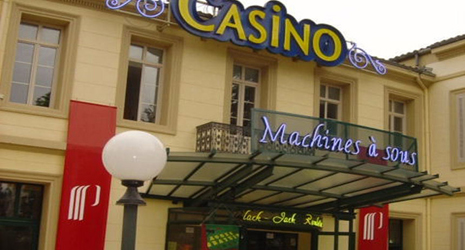 Casino Partouche  Brasserie des Jeux