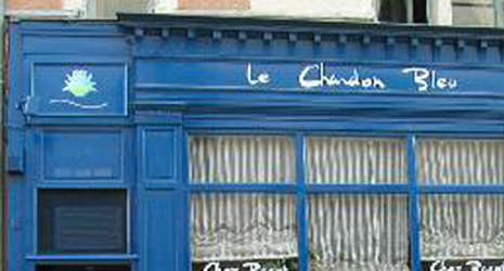 Chez Bagot - Le Chardon Bleu