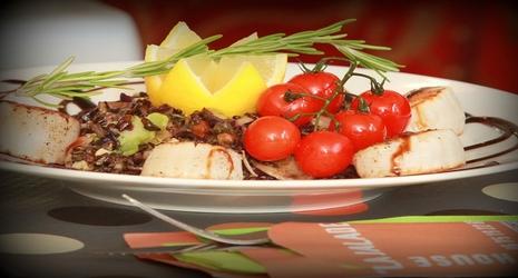 Restaurant club house la jalade montpellier for Club de tennis interieur saguenay