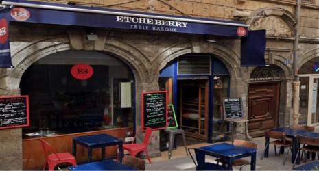 Etcheberry Lyon Restaurant