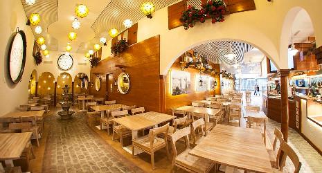 Restaurant gustos la jonquera la jonquera r servation for Restaurant la jonquera