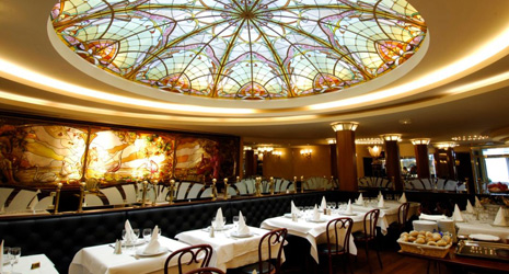 A free meal at the restaurant La Brasserie Flo - Strasbourg ...
