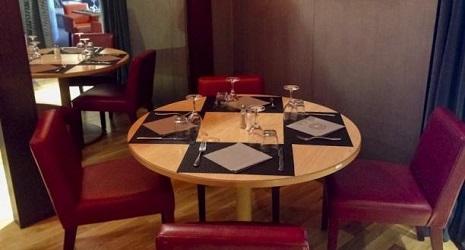 Restaurant la brasserie sainte th r se nantes for Cuisine route de vannes nantes