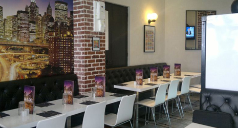 A free meal at the restaurant le loft saint mand for Cuisine loft