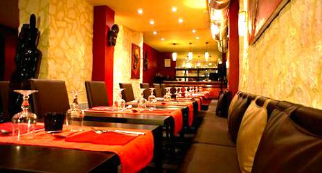 Restaurant Senegalais Paris