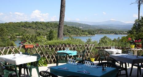 Lac De Frace Menu Restaurant