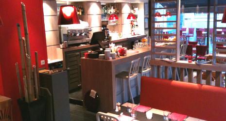 1 repas offert au restaurant les initi s rouen rouen restopolitan. Black Bedroom Furniture Sets. Home Design Ideas