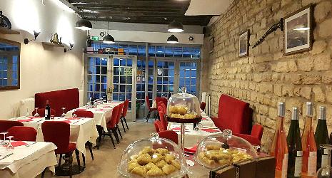 Restaurant Libanaid Rue De Louest