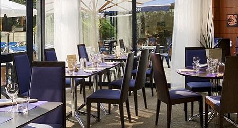 Restaurant novotel caf la rochelle la rochelle r servation reduction 1 repas offert - Cuisine portugaise la rochelle ...