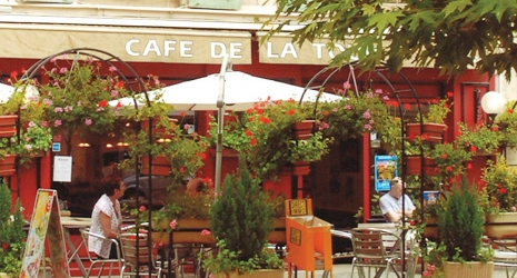 Restaurant de La Tour