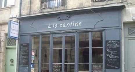A la Cantine