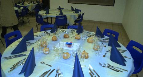 À la Table
