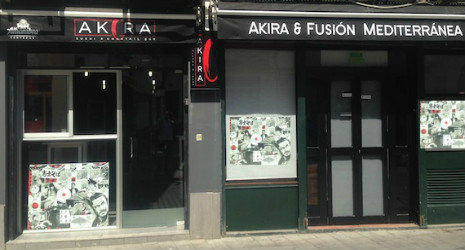 Akira Sushi & Cockatil Bar