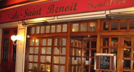 Au Saint-Benoît