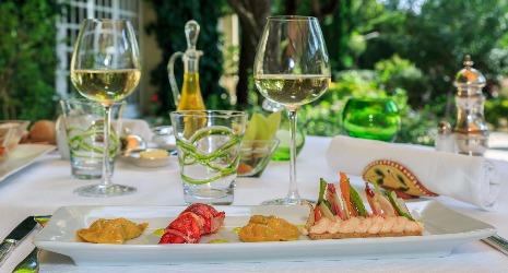 Restaurant Gastronomique Le Pontet