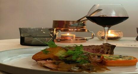 Una comida o cena gratis en el restaurante auberge grand for Auberge grand maison mur de bretagne