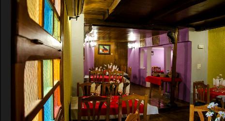 Bar Restaurante Las Portadas