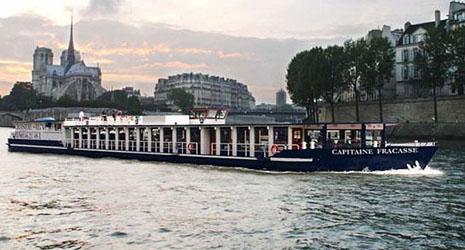 Restaurant Le Capitaine Fracasse Paris