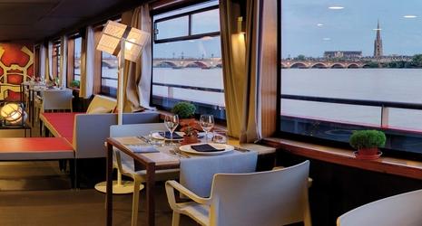 Bateau Restaurant Sicambre
