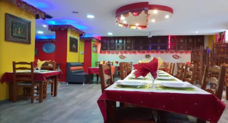 Maharaja Restaurant Saint Etienne