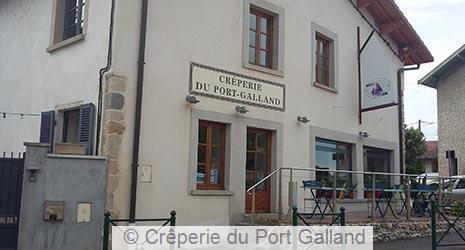 Crêperie du Port Galland