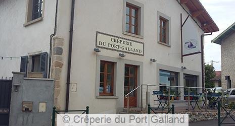 Crêperie du Port Galland