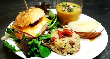 Una comida o cena gratis en el restaurante cuisine et - Cuisine et gourmandise ...