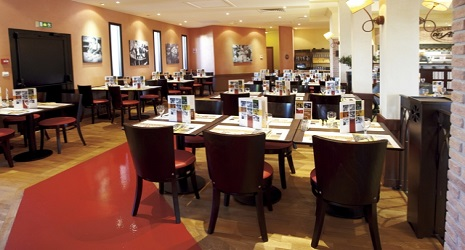 A free meal at the restaurant del arte la roche sur yon - La table restaurant la roche sur yon ...