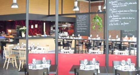 una comida o cena gratis en el restaurante du bonheur dans la cuisine gracias a la tarjeta