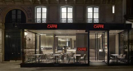 Emporio Armani Caffé