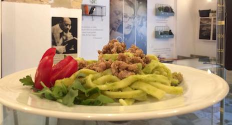 A free meal at the restaurant Gastronomia l'Abruzzo a ...
