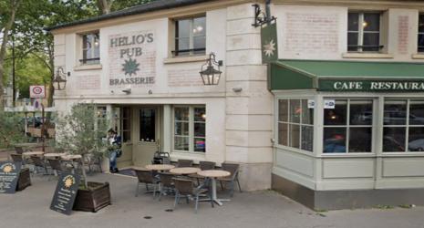 Helio's Pub