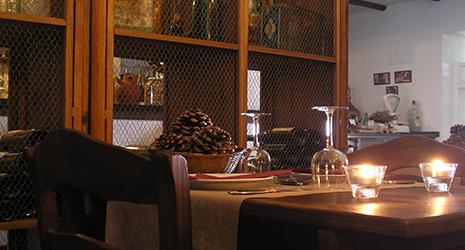 A free meal at the restaurant hoster a casa adriano thanks to the card restopolitan - Hosteria casa adriano alanis de la sierra sevilla ...