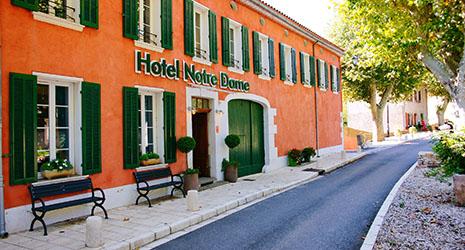 Hôtel Notre Dame - Restaurant et Bar à Vins