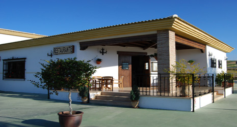 Hotel Restaurante Cortijo de Tájar