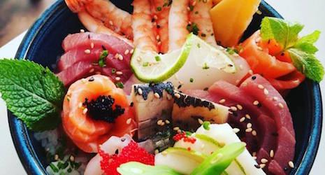 Jadore sushi restaurant cittadella restopolitan - Porta pranzo tiger ...