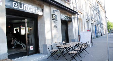K Burger House