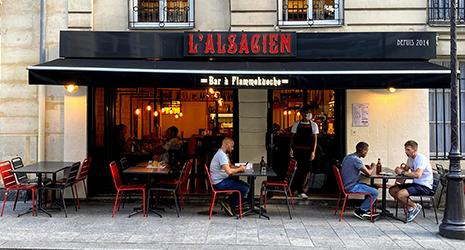 L'Alsacien - Paris 10
