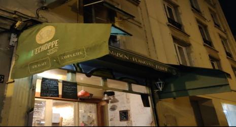 L'Echoppe de Paris