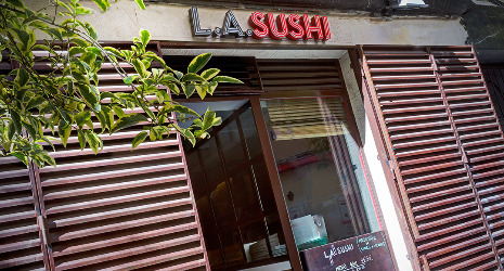 L.A. Sushi - Espíritu Santo