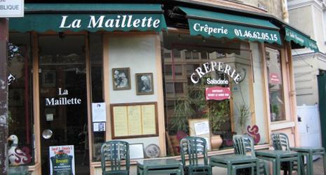 La Maillette
