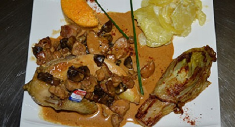 restaurant la maison du poulet de bresse 224 romenay r 233 servation reduction 1 repas offert