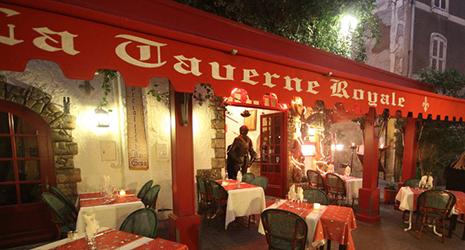 La Taverne Royale - Hyeres